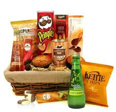 Food Gift Delivery Luxury Food Gift Basket Snack Attack Gift Hamper Available For