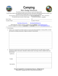 cooking merit badge worksheet answers cooking merit badge worksheet free worksheets library download