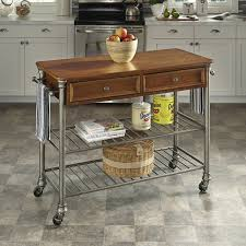 kitchen island wood barrel studio kibbe kitchen island with wood top reviews