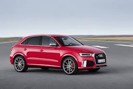 audi jeep q3 facelifted audi q3 and rs q3 revealed video