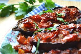 cuisiner les aubergines au four aubergines au four cuisine stambouliote hum ça sent bon