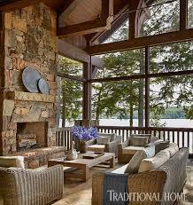 five pretty porches traditional home