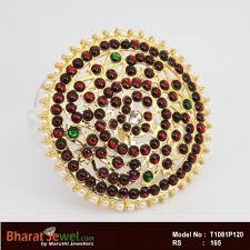 bharatanatyam hair accessories http www bharatjewel hair accessories 906 kempu