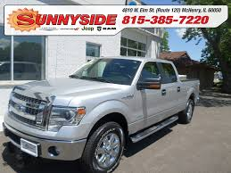 used 2014 ford f 150 xlt 4x4 for sale mchenry il