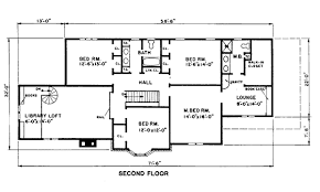 Standard Measurement Of House Plan House Plan 43030 At Familyhomeplans Com