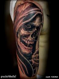 grim reaper tattoo meaning 9 best tattoos ever