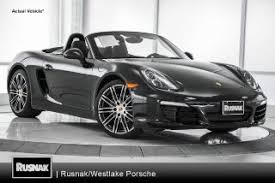 porsche boxster black edition porsche boxster black edition for sale in