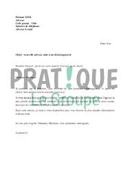 transfert de si e lettre à assurance demande de transfert de dossier suite à un