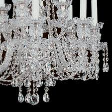 8 4 small 12 light chandelier with swarovski 22