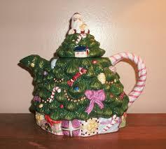 spode tree teapot ceramic collectible tea pot