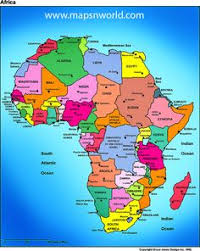 map with names of countries in africa these maps show every country s most valuable exports