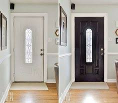 Interior Door Colors Pictures Best Decision Ever Painting All Our Interior Doors Sherwin