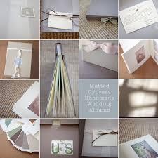 handmade wedding albums 44 best cypress images on albums bridal