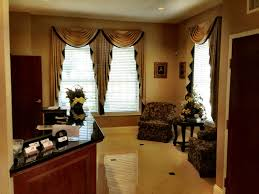flooring and blinds at funeral home in lakeland fl