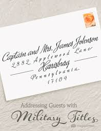 wedding invitations how to address addressing wedding invitations magnetstreet weddings