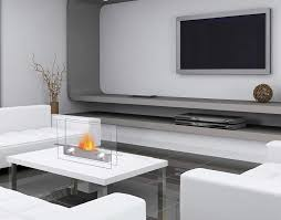 amazon com metropolitan table top ethanol fireplace home u0026 kitchen