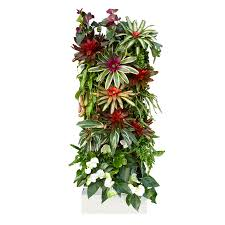 Wall Gardening System by Beautiful Vertical Garden System Part 4 Florafelt Vertical