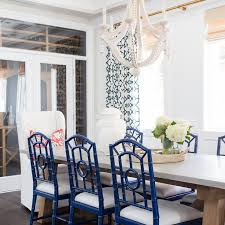 blue dining room chairs best 25 upholstered dining room chairs ideas on