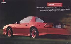 1992 camaro z28 1982 1991 chevrolet camaro z28 an original autopolis