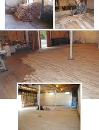 green part ii preserving original flooring and salvaging a
