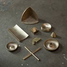 Traditional Japanese Kitchen - traditional japanese kitchen trivet in solid brass trivet