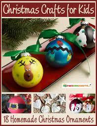 ribbon tree ornaments allfreekidscrafts