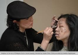 theatrical makeup school top makeup school graduate nightingale makeup news