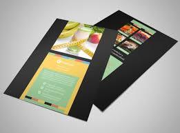 nutrition brochure template diet nutrition flyer template mycreativeshop