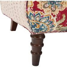 Bombay Home Decor Jennifer Taylor Home 5322 810 Maria Kantha Settee In Bombay
