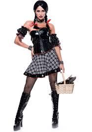 wizard of oz costume mistress dorothy costume the wicked of oz fancy dress escapade uk