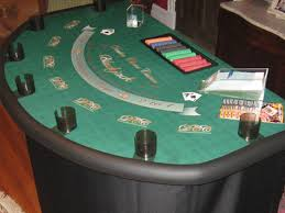 Black Jack Table by Casino Tables And Equipment Rentals Blackjack Craps Roulette