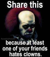 Evil Clown Memes - halloween clown memes