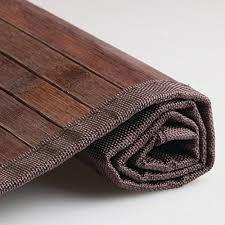 tappeti doccia mdesign tappeto doccia in legno grande tappetino in bamb禮
