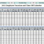 12 employee tracking templates u2013 excel pdf formats inside vacation