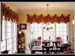 DIY Dining Room Curtains Decorating Ideas YouTube - Dining room curtains