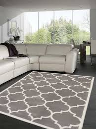 Living Room Area Rugs Light Grey Living Room Area Rug W Moroccan Trellis Design Office
