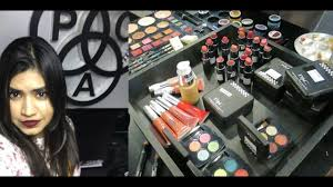 Makeup Pac p a c cosmetics store in india affordable pac cosmetics haul