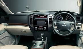 mitsubishi pajero interior 2015 mitsubishi pajero news reviews msrp ratings with amazing