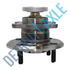 brand hyundai accent brand rear wheel hub and bearing assembly fits 2000 2005