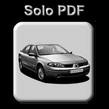 renault laguna ii manual de taller workshop manual manuel