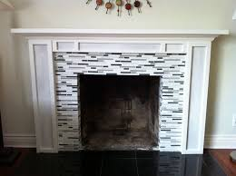 Mosaic Tile Fireplace Surround by 23 Best Fireplaces Images On Pinterest Fireplaces Fireplace