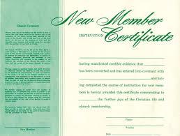 new member certificate template 5 certificate of membership