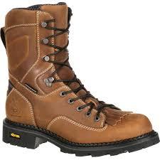 s boots comfort s boots comfort composite toe waterproof logger