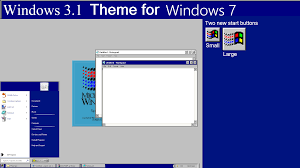 windows 3 1 theme for windows 7 by cheezeygaming on deviantart