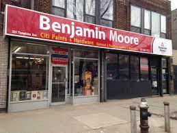 benjamin moore stores hardware store selling benjamin moore paint opens on tompkins in bed