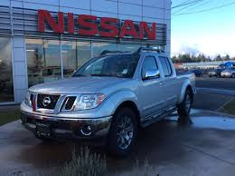 nissan frontier nissan frontier for sale in campbell river british columbia