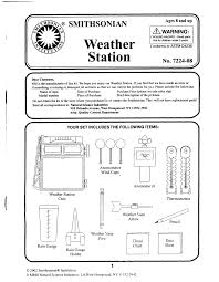 weather tools worksheet worksheets releaseboard free printable