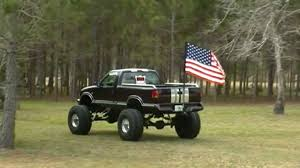 Flag Post Holder Drive A Flag Truck Flagpoles Youtube