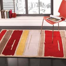Large Modern Rug 150 Best Abstract Rugs Images On Pinterest Color Mix