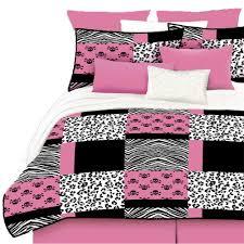 pink black and white bedding vnproweb decoration
